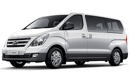 Hyundai H1 or similar